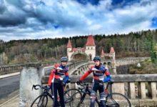Photo of Cyklistika žije i v době koronaviru: Stereotyp cyklistů českého kontinentálního týmu Topforex Lapierre rozbíjí kód 432
