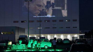 Photo of ŠKODA Kino na kolech: Lakovnu Škodovky o víkendu navštívil agent 007
