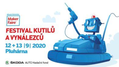 Photo of Maker Faire: Přehlídka vynalézavosti a neobyčejných nápadů míří do Mladé Boleslavi. Přihlaste se ještě dnes!