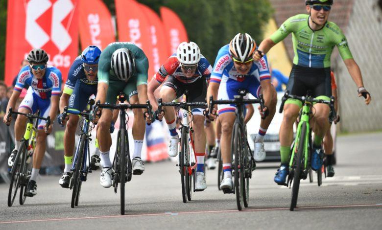 Photo of Řepa stříbrný v Záboří, Klabouch bronzový v Lidicích. Cyklisté Topforex Lapierre zažili úspěšný víkend