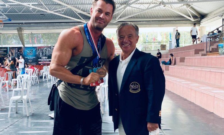 Photo of Roman Hajabáč si z Mistrovství Evropy přivezl bronz