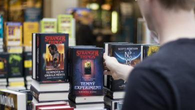 Photo of V obchodním centru Šestka zahájila provoz nová prodejna Knihy Dobrovský, zatím bude sloužit jako výdejna objednávek z e-shopu
