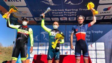 Photo of Topforex ATT Investments zabodoval, v Umag Trophy si dojel pro bronz Tomáš Bárta
