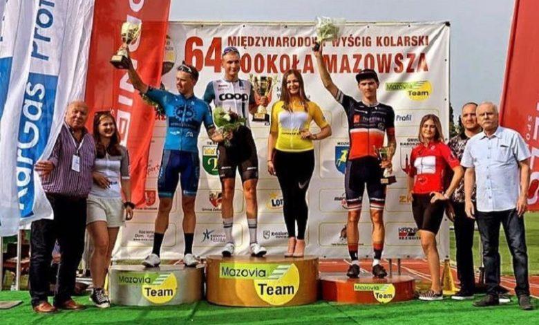 Photo of Matúš Štoček získal na Mistrovství Slovenské republiky medaili, v časovce vybojoval bronz