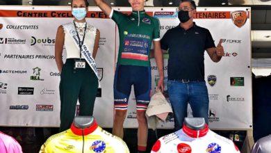 Photo of Štoček zazářil ve Francii, na Tour du Pays de Montbéliard vyhrál bodovací soutěž