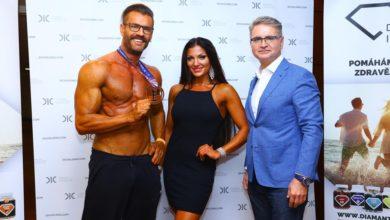 Photo of Pražský IFBB DIC Diamond Cup 2021 potvrdil kvalitu i potřetí